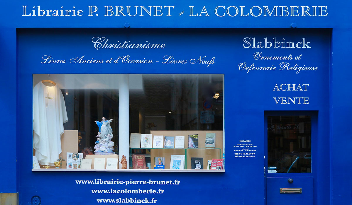 Magasin Librairie Christianisme Slide1